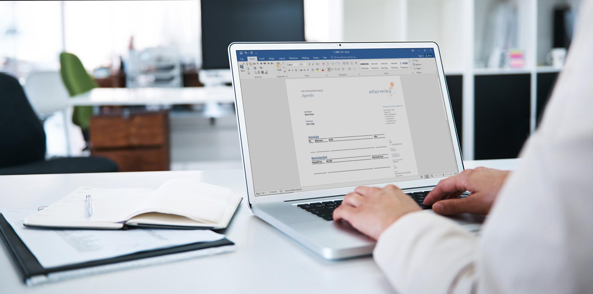 Microsoft Word: Creëer eenvoudig documenten